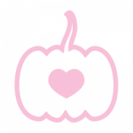 Pink Pumpkin Patch Foundation Icon