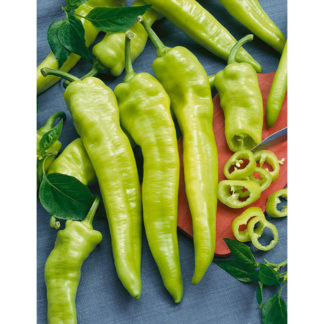 Hungarian Yellow Wax Hot Pepper