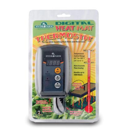 Hydrofarm Digital Heat Mat Thermostat
