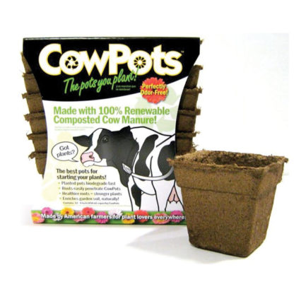 CowPots - The Pots you plant.