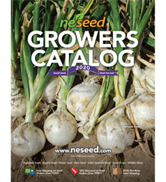 2020 Growers Seed Catalog
